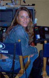 """On the set of """"The West Wing"""""""