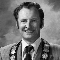 Michael Young Mayor Victoria 1975-1979