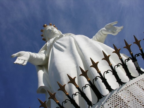 Our Lady of Lebanon - Virgin Mary Statue
