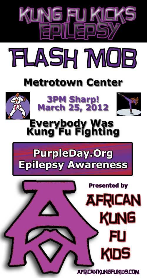Kung Fu Kicks Epilepsy